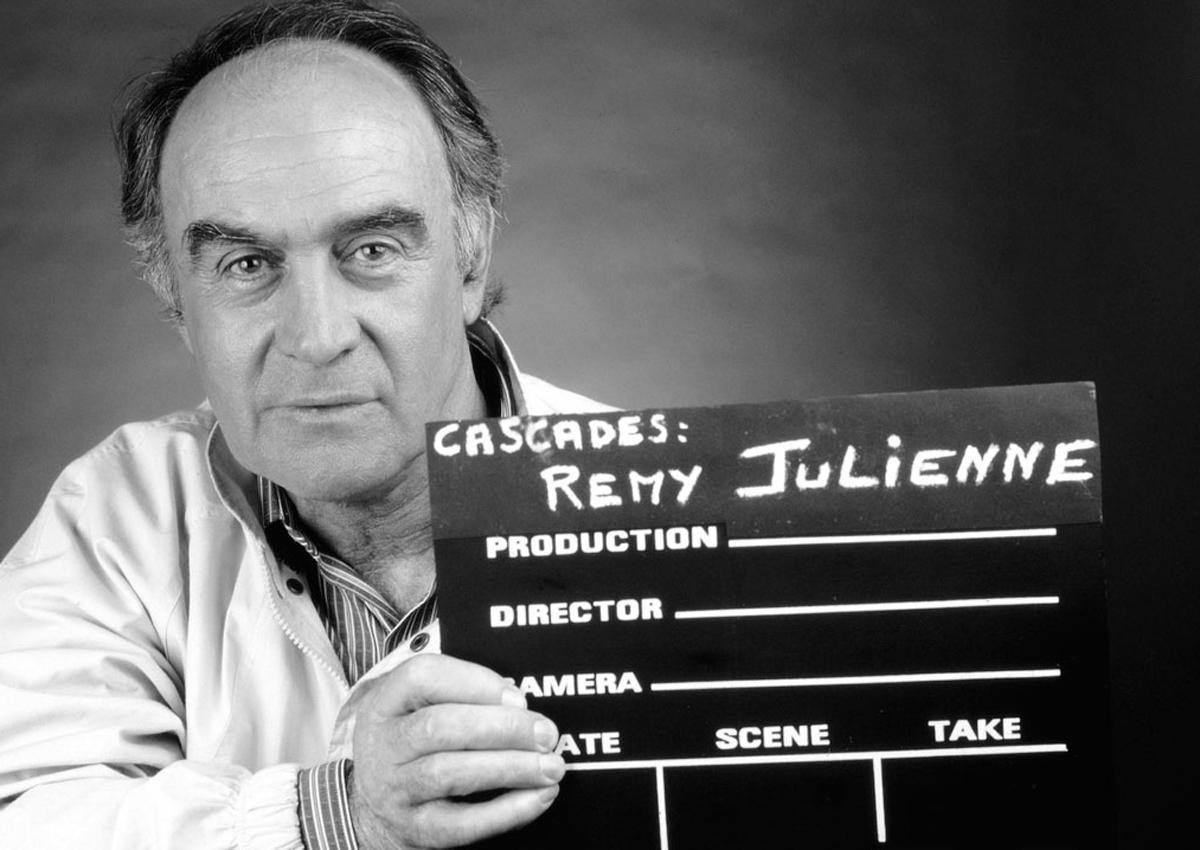 Addio Remy Julienne: lo stuntman di James Bond