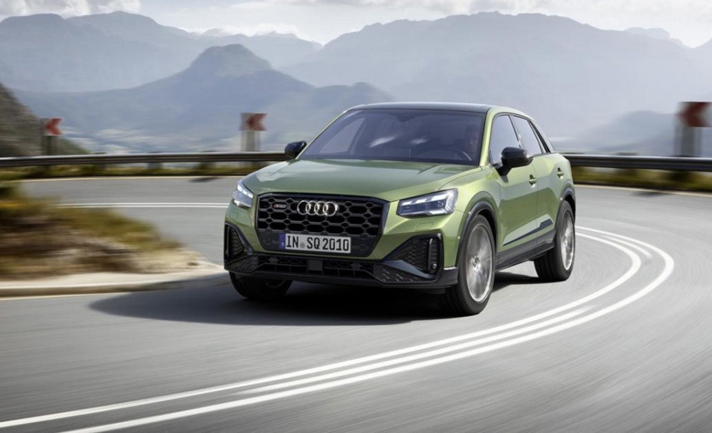 Audi SQ2 2021: prezzo, motore, dotazione
