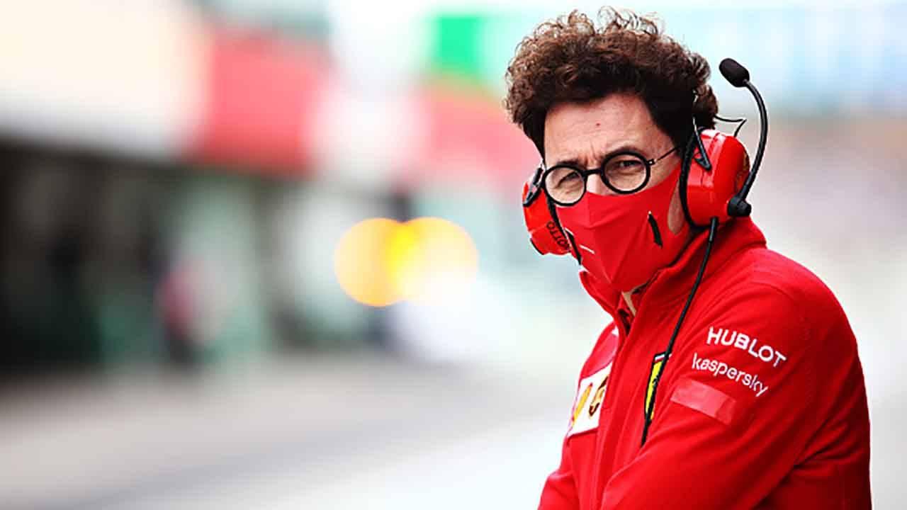 F1 2021, Binotto spiega gli scenari della Ferrari