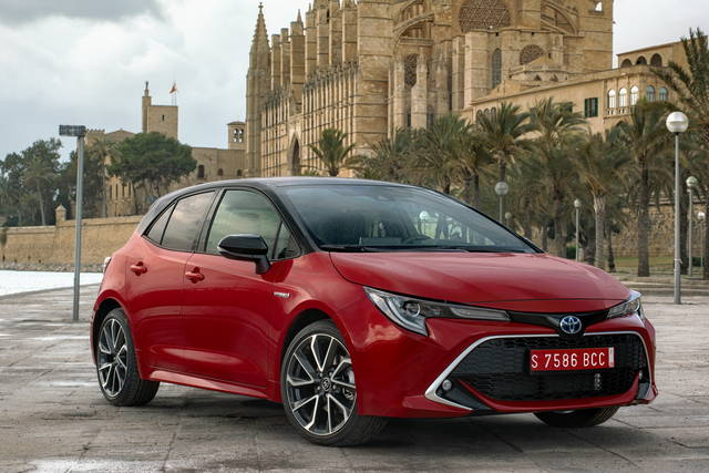 Le 13 auto più vendute al mondo nel 2020