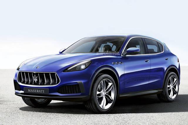 Maserati Grecale: costruito l'esemplare n°1
