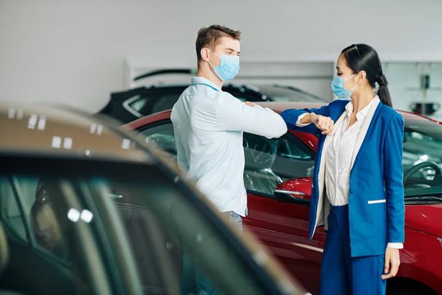 Mercato dell'auto in Italia: -27,9% nel 2020