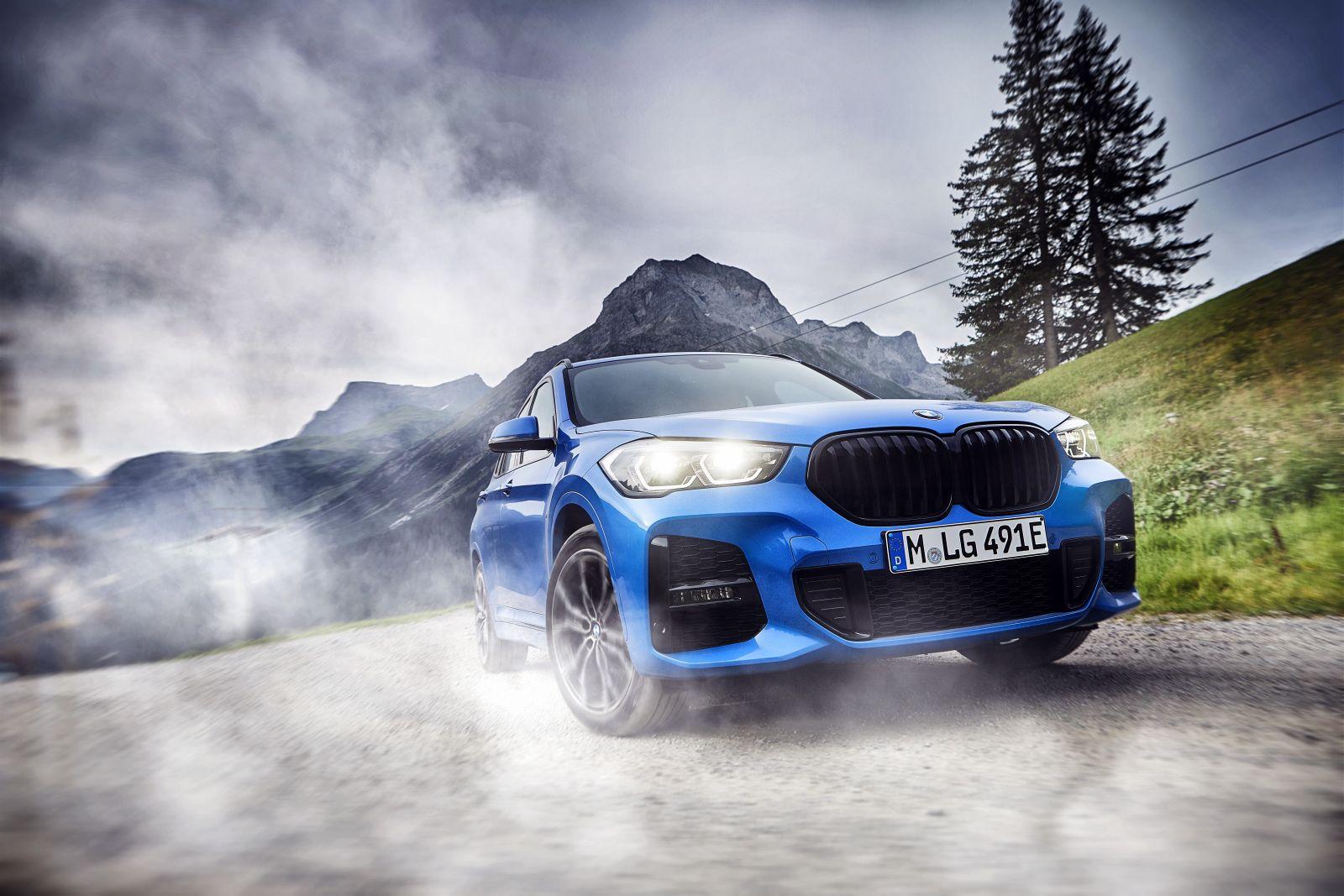 Nuova BMW X1: prime indiscrezioni sulla terza generazione