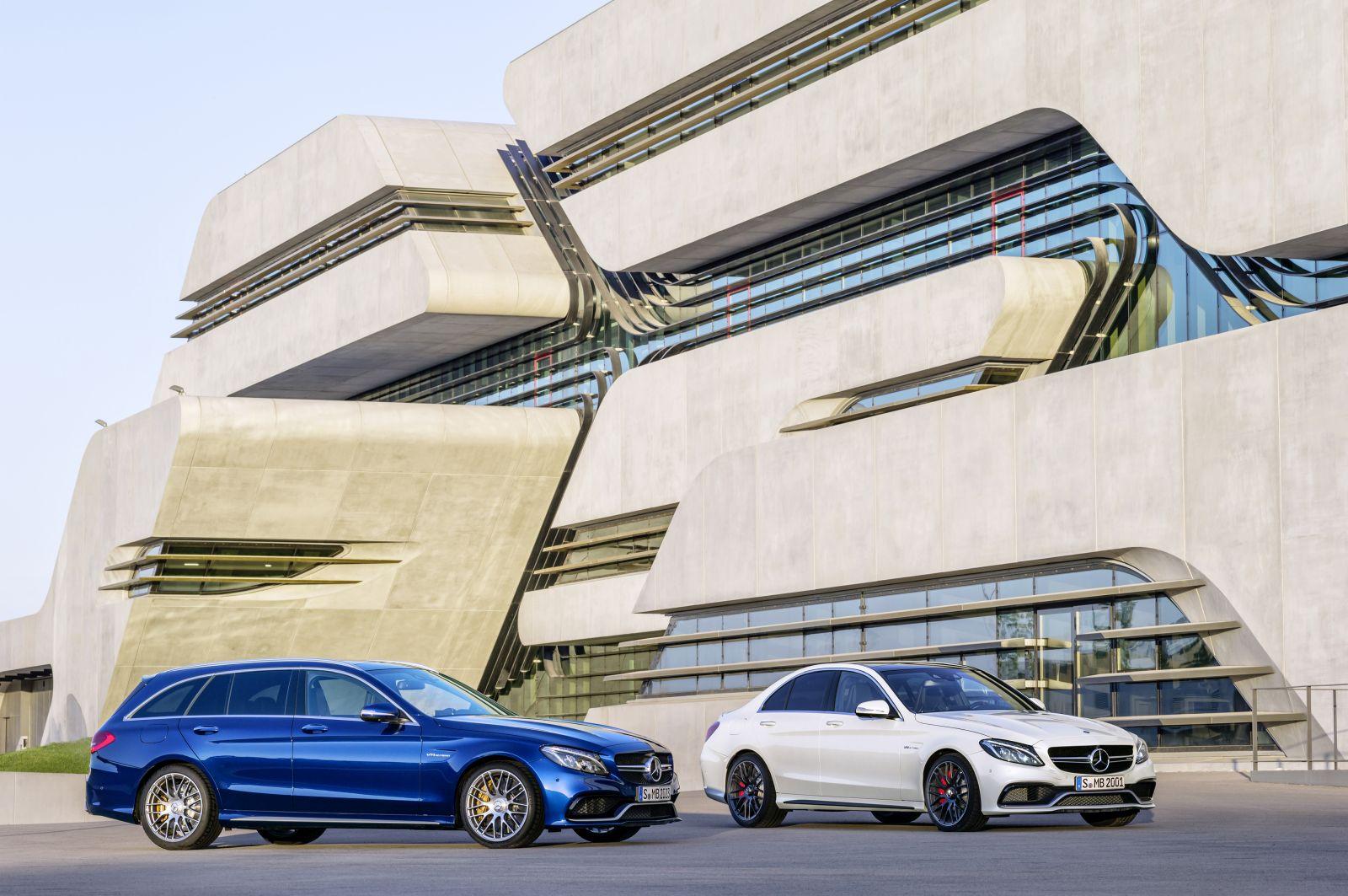 Nuova Mercedes-Benz Classe C 2021: il debutto a febbraio