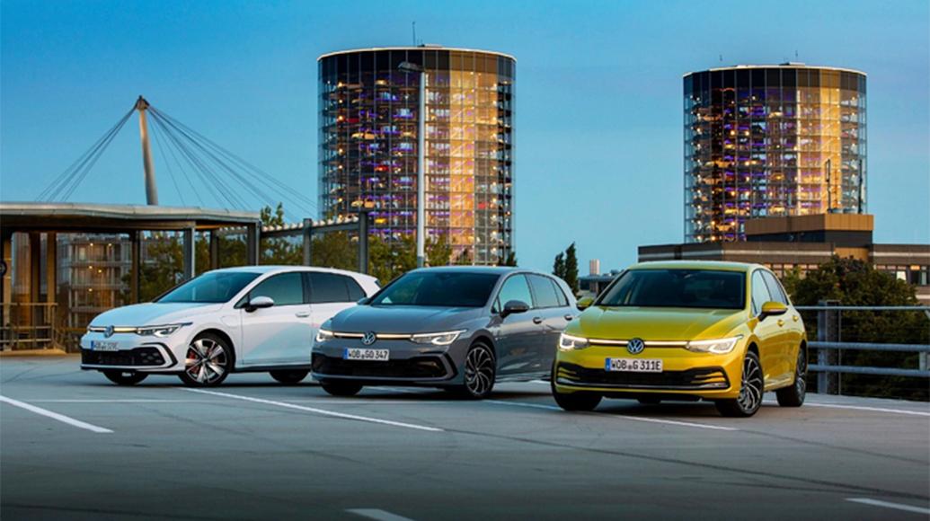 Volkswagen Golf 8, annunciato un richiamo per 56mila esemplari