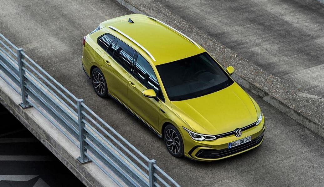 Volkswagen Golf Variant e Alltrack 2021: prezzi e allestimenti delle wagon