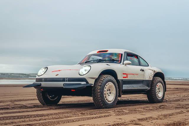 Singer ACS: una Porsche 911 per i rally