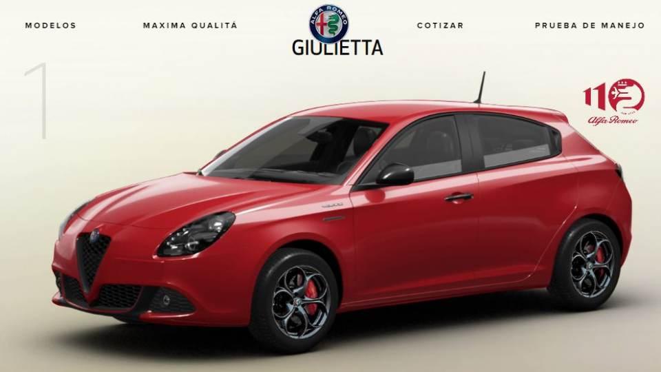 Alfa Romeo Giulietta 110 Edizione: il canto del cigno in Messico