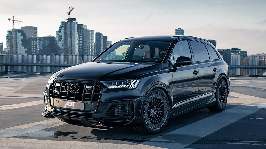 Audi SQ7, debutta l'aero packages targato ABT Sportsline