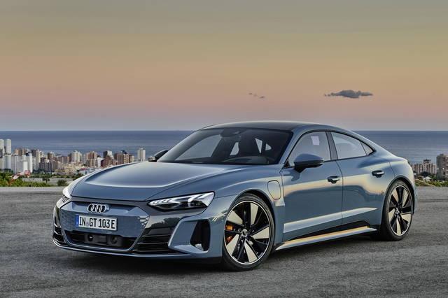Audi e-tron GT, a corrente e supersportiva