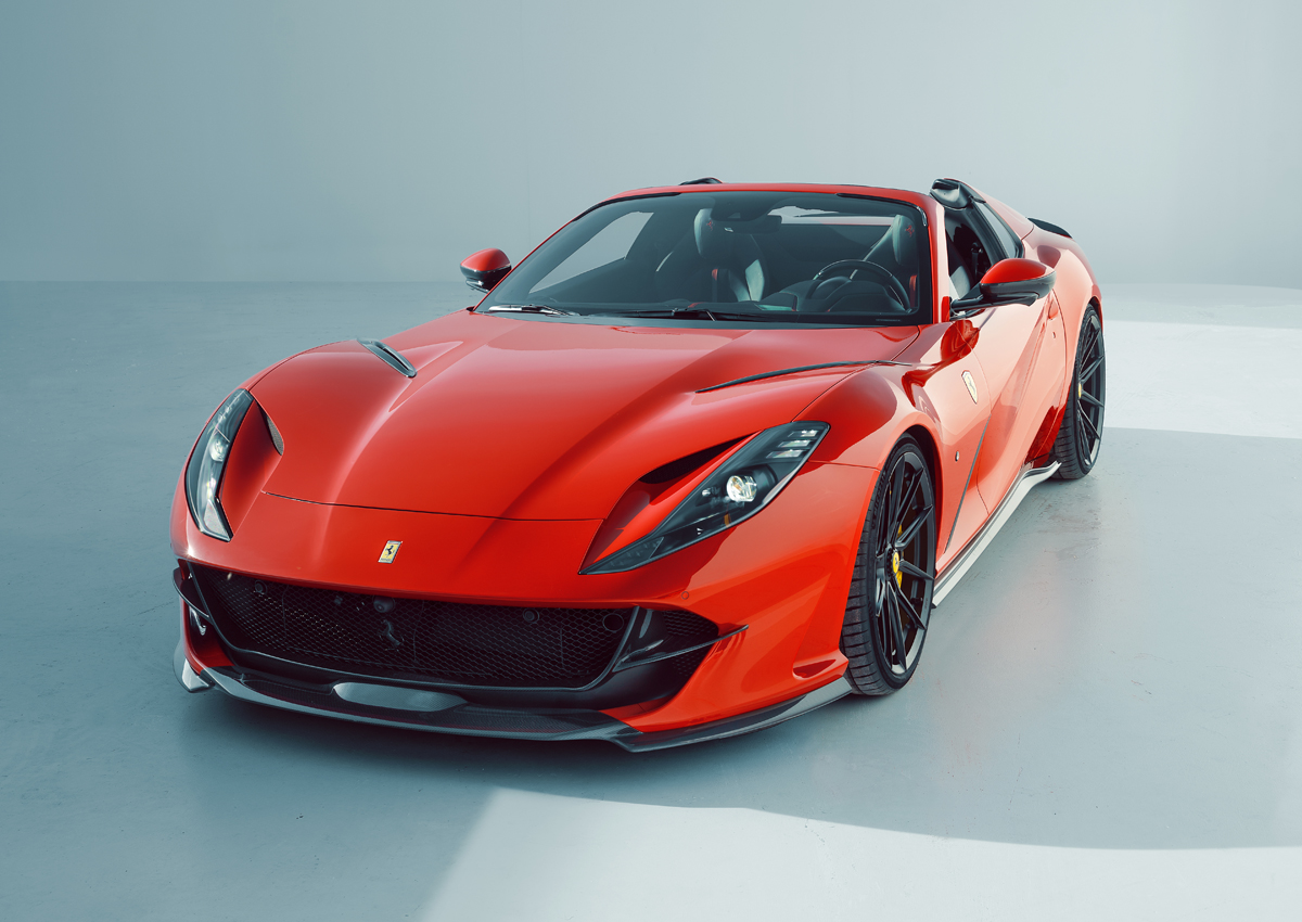 Ferrari 812 GTS by Novitec