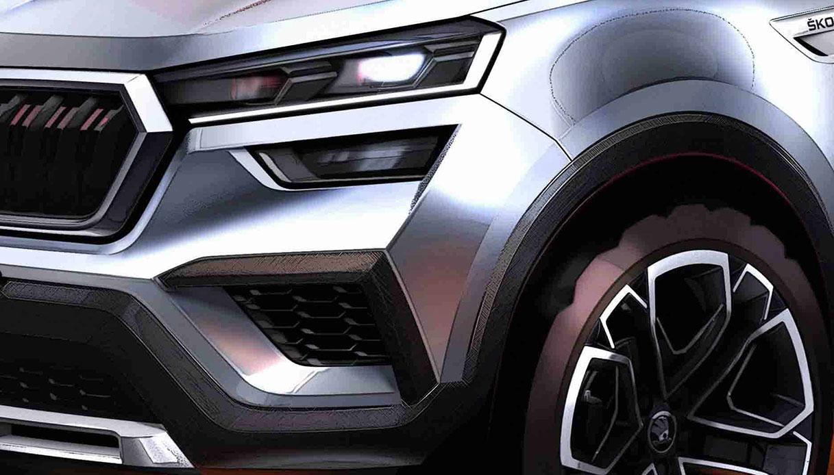 Nuova Škoda Kushaq 2021
