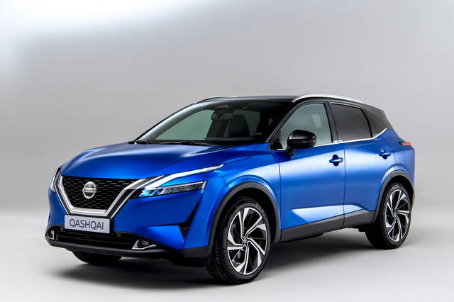 La nuova Nissan Qashqai dice addio al diesel