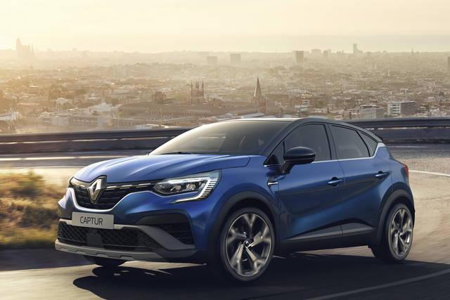 Renault Captur: arriva la R.S. Line