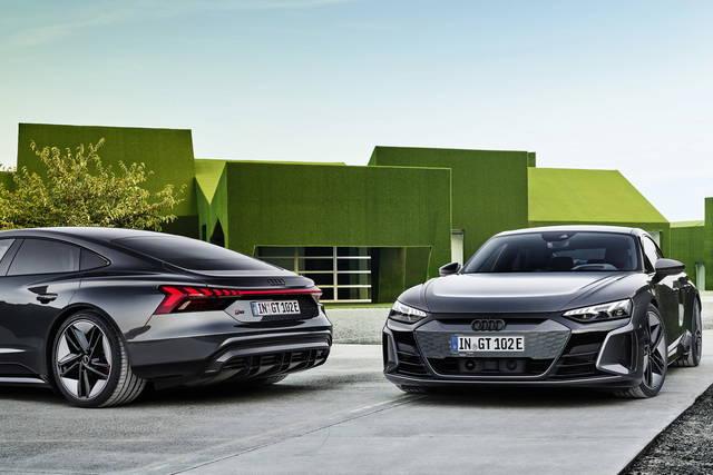 Audi e-tron GT: al via gli ordini in Italia