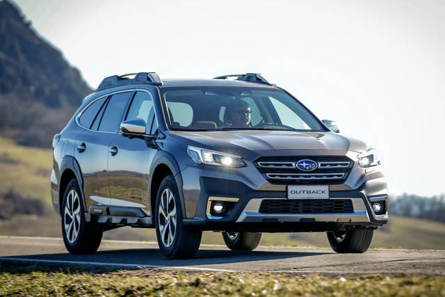 Subaru Outback: tutta nuova, nel solco della tradizione