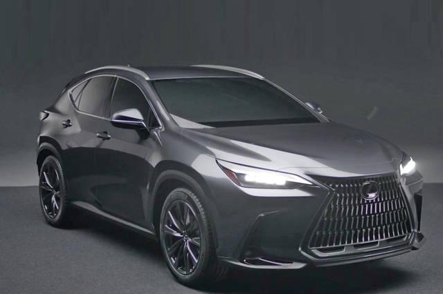 Nuova Lexus NX: un video la svela anzitempo