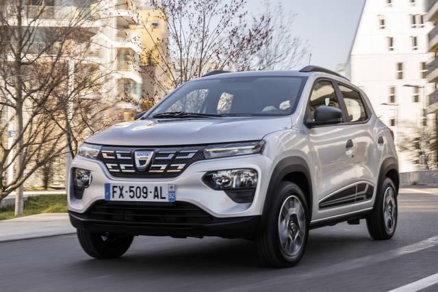 Dacia Spring: annunciati i prezzi