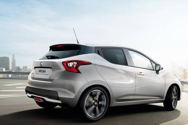 Nissan Micra: arriva la versione a Gpl