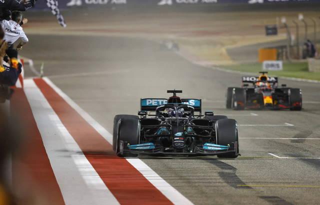 Formula 1, Gp del Bahrein 2021: vince Hamilton. Classifica e calendario