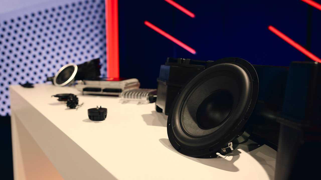 Il laboratorio del suono di Audi