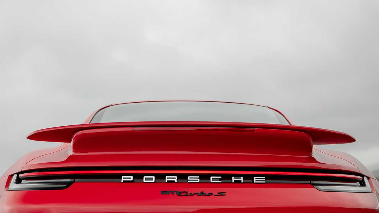 2021 Porsche 911 Turbo S Coupé: First Drive