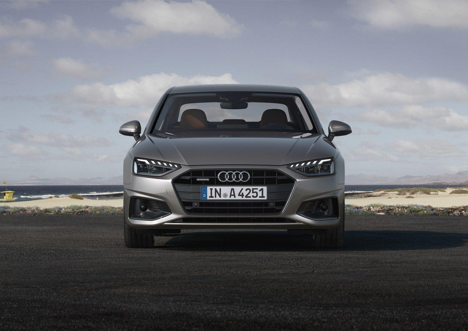 Audi A4: nel 2022 la nuova generazione