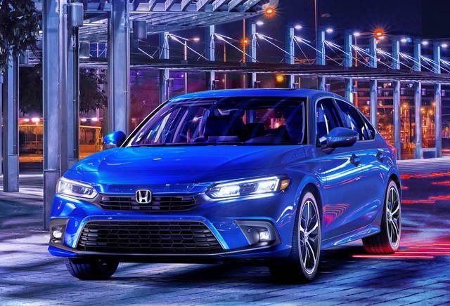 Nuova Honda Civic: svelati tutti i dettagli