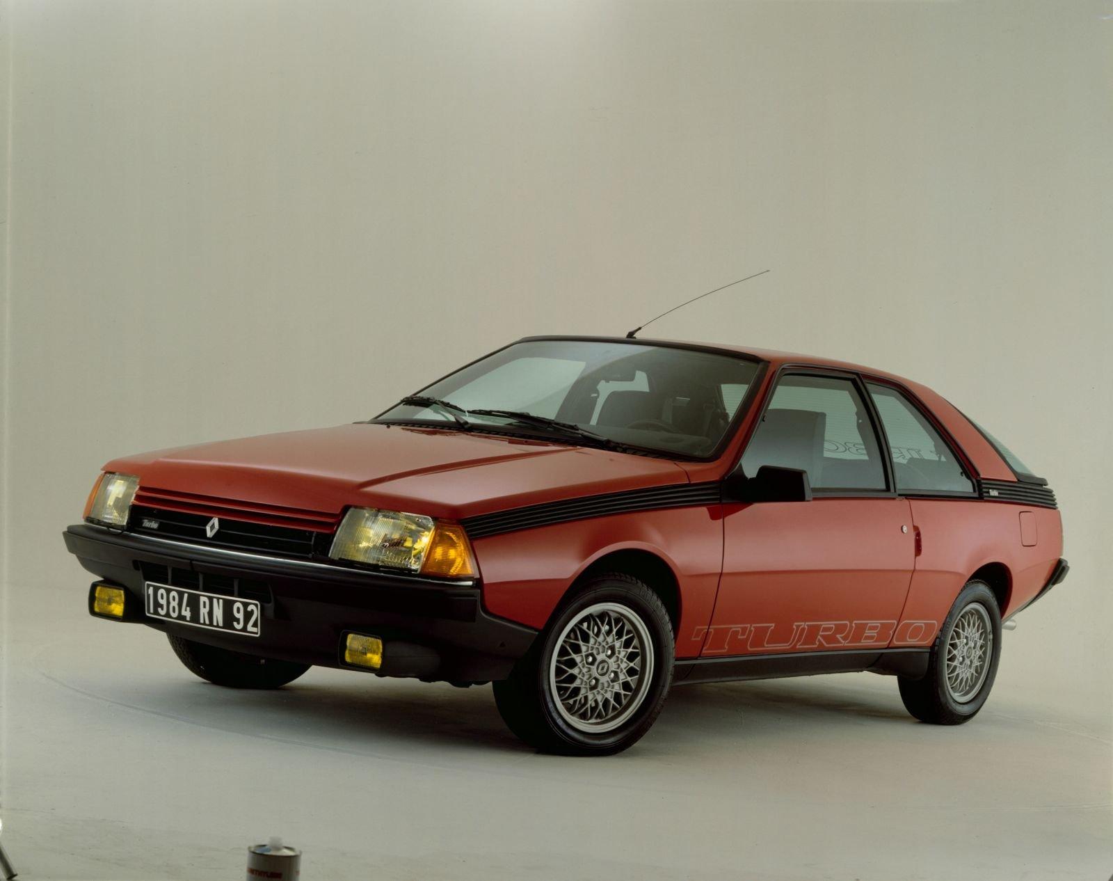 Renault Fuego: il ritorno come SUV coupé elettrica?
