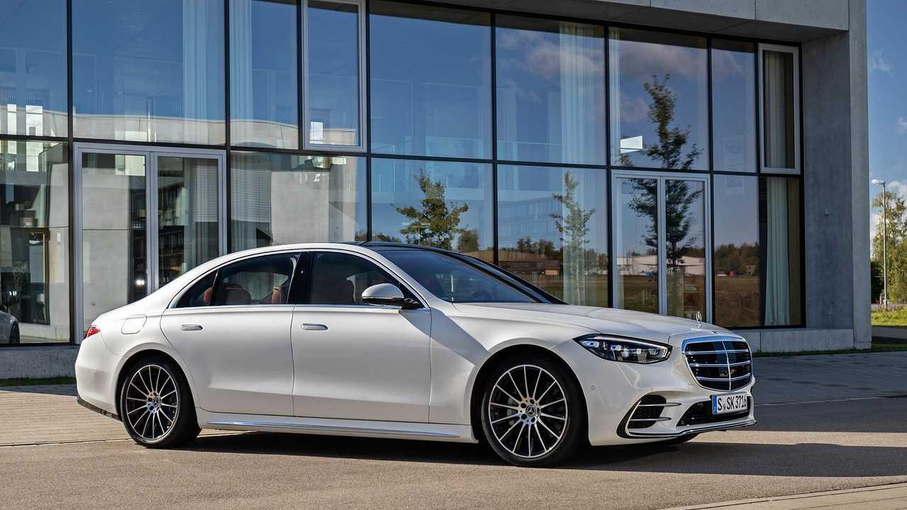 Mercedes Classe S 500 (2021) - Prova su strada