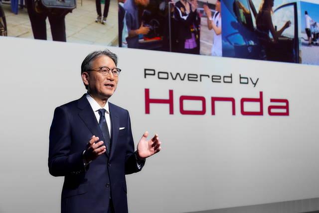 Honda: stop ai motori termici dal 2040