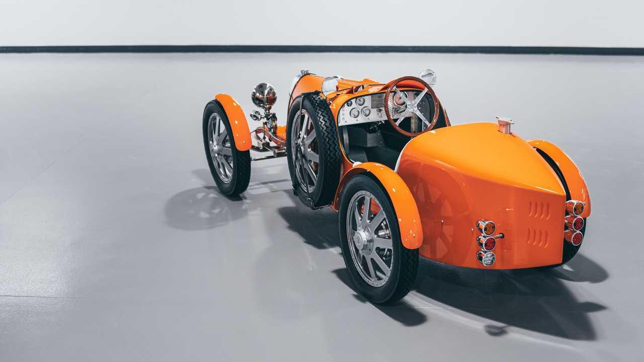 Bugatti Baby II - Al via le consegne ai clienti