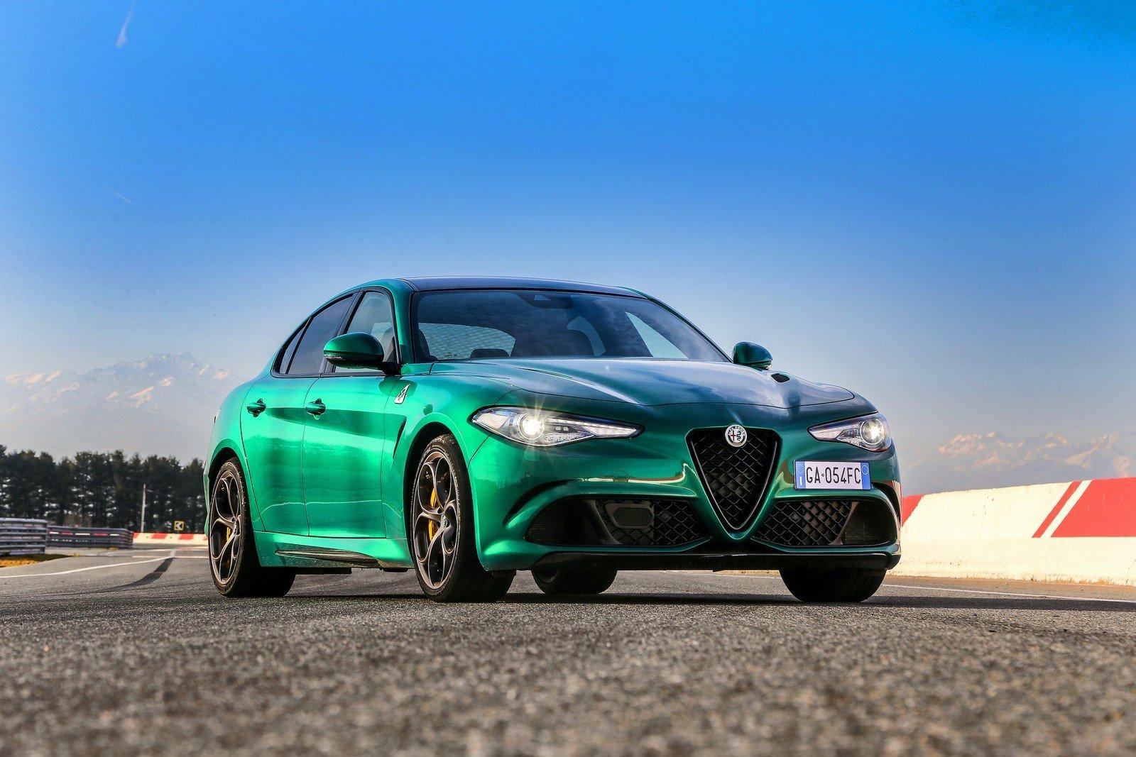 Alfa Romeo Giulia: in arrivo il restyling di metà carriera
