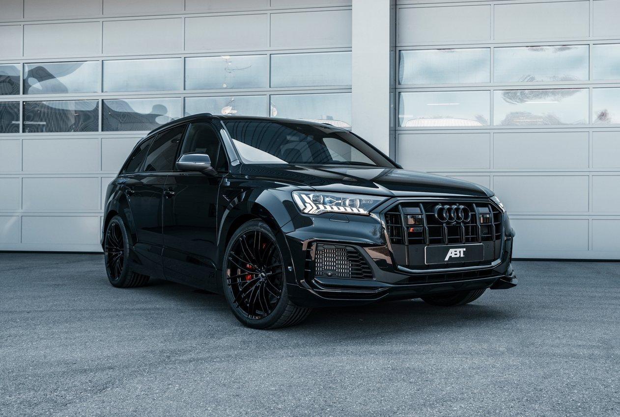 Audi SQ7: il tuning di ABT