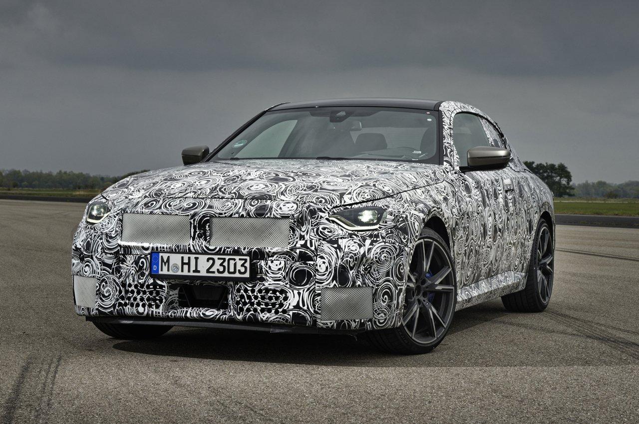 BMW Serie 2 Coupé 2021: pronta al debutto