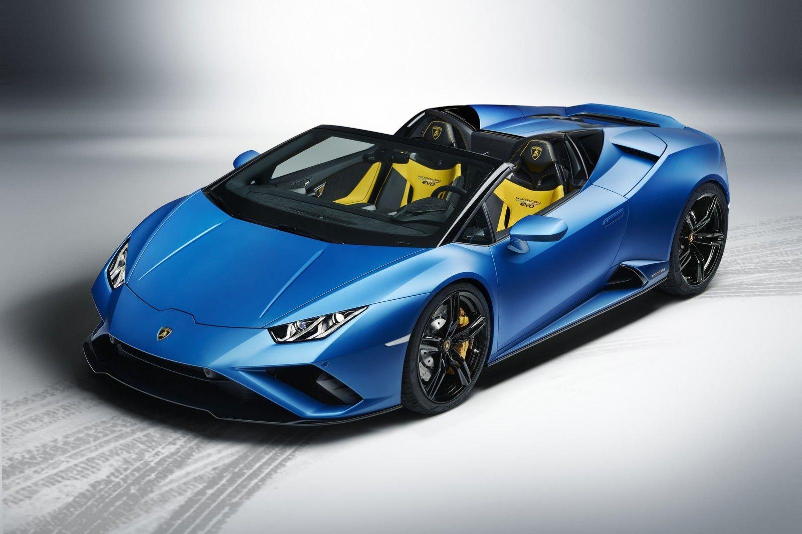 Lamborghini non è in vendita, ma Quantum non rinuncia