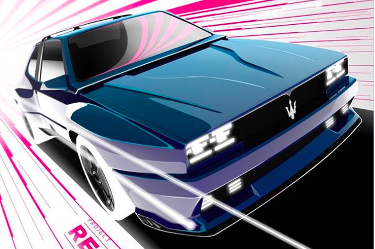 Maserati Project Rekall: ecco un nuovo teaser