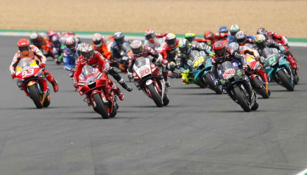 MotoGP Mugello 2021