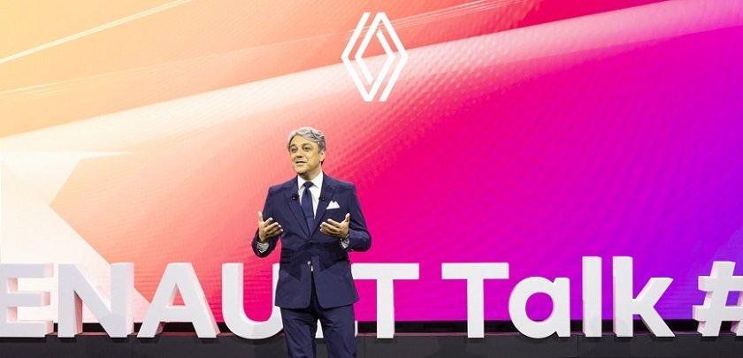 """Renault: via alla """"Nouvelle Vague"""" e nuovo logo"""