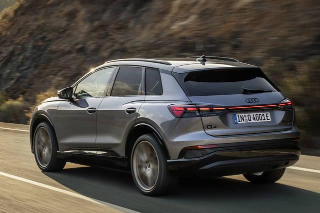 Audi Q4 50 e-tron quattro: al via le prevendite in Italia