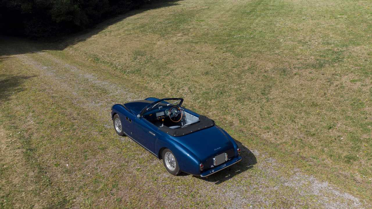 1950 Cisitalia 202 SC Cabriolet