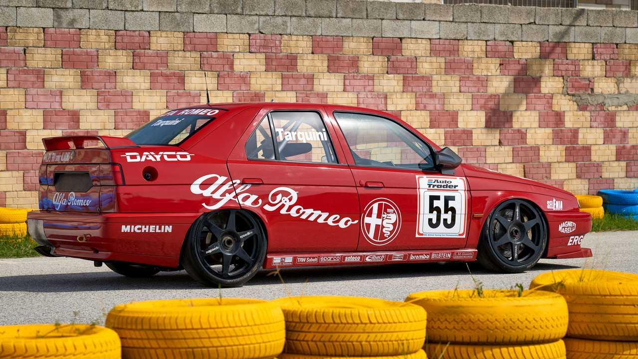 1994 Alfa Romeo 1550 TS BTCC