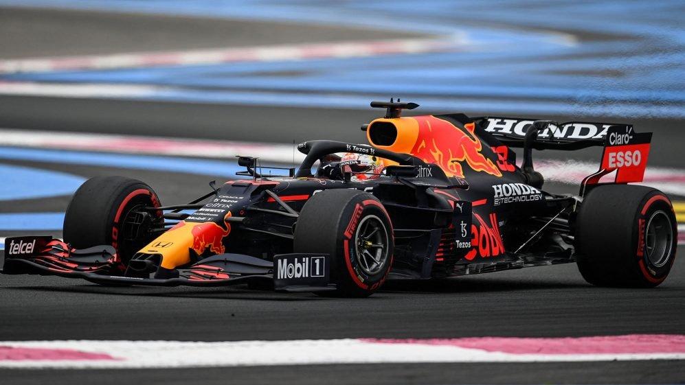 F1 GP di Francia: Verstappen vola e conquista la pole position