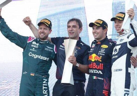 F1, GP Azerbaijan 2021: Seconda vittoria di Perez, passo indietro della Ferrari