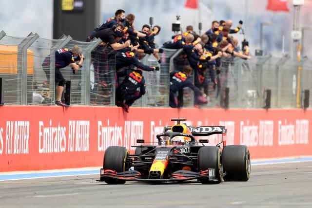 Formula 1, Gp di Francia 2021: vince Verstappen. Classifica e calendario