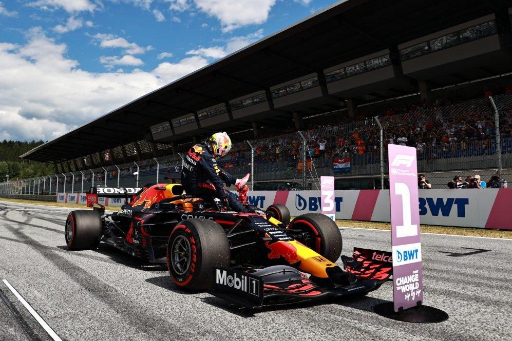 F1 GP d'Austria: Verstappen si prende la pole ma Norris è vicinissimo