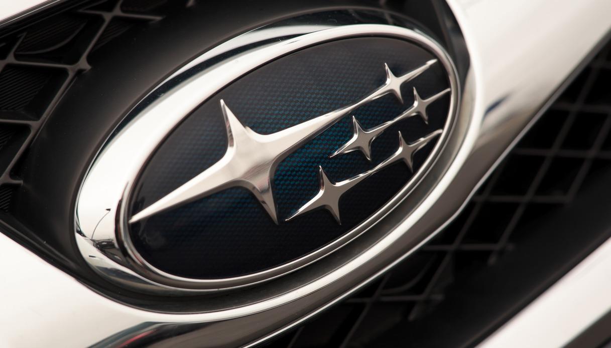 Nuova Subaru Solterra