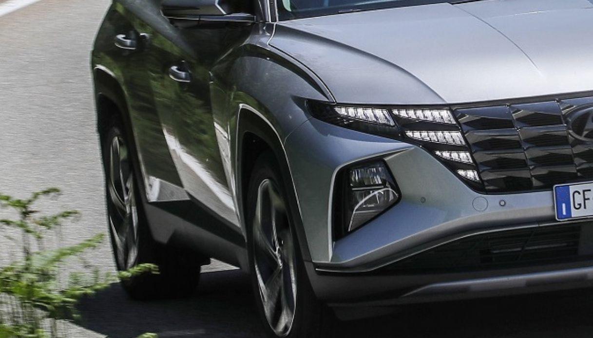Hyundai Tucson plug-in