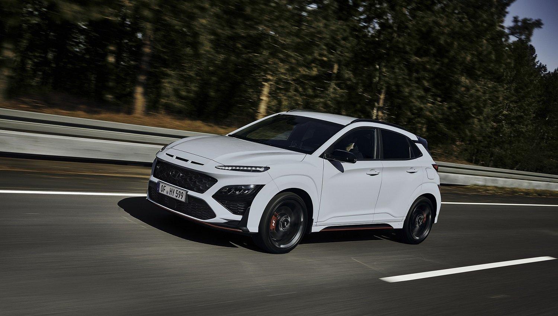 Hyundai Kona N restyling 2021: prova, uscita, prezzo
