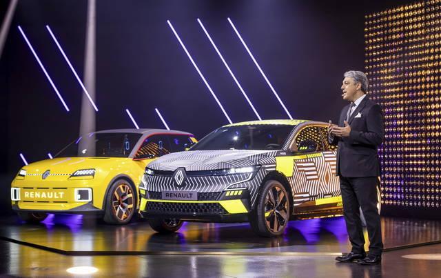 La strategia della Renault sulle auto elettriche